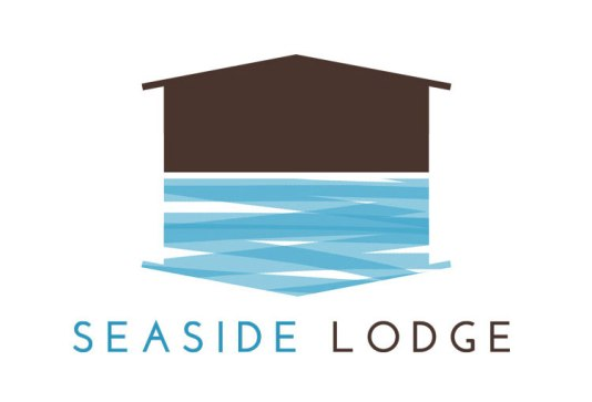 Seaside Lodge, Anderby Creek. A luxury 1950s lodge by a lake.