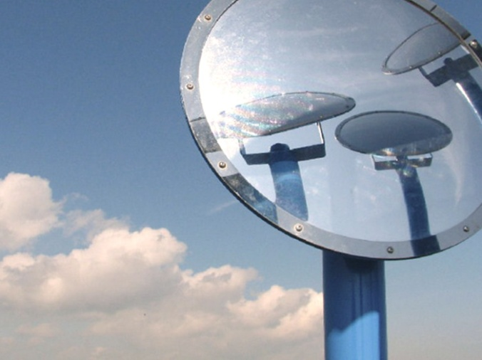 Check out the clouds, at Britain's first Cloud Bar