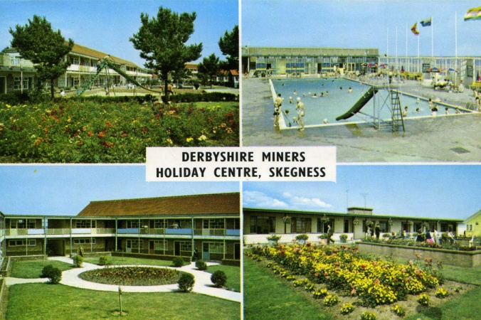 Derbyshire Miners Holiday Centre in Skegness
