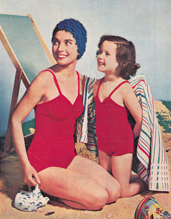 1959 knitting pattern